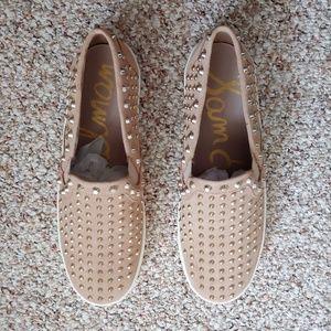 NWT Sam Edelman Braxton Studded Sneaker